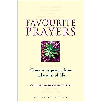 Favourite Prayers: Chosen by People from All Walks of Life