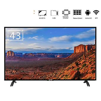 Oled Falt Screen Television Android Portable Tv