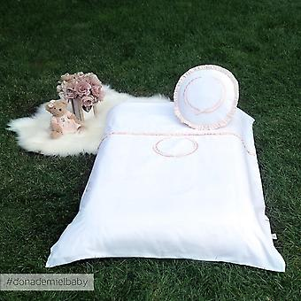 Elegante Embroidered Duvet Cover Set For Baby And Child