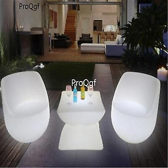 1 Set Led Table And Chair Combination
