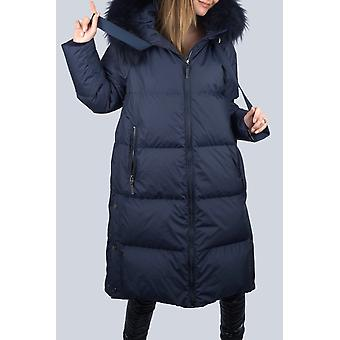 Marine Sam-rone Women's Blue Jacket