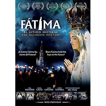 Fatima: Ulitmate Mystery [DVD] USA import