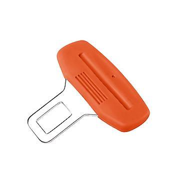 Ceinture de sécurité d'auto créative, clip, extenseur, boucle de verrouillage de sécurité