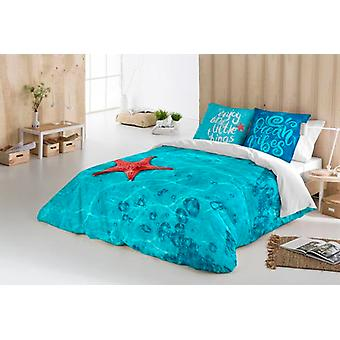 Nordic cover Costura Ocean Vibes/Single bed (150 x 220 cm)