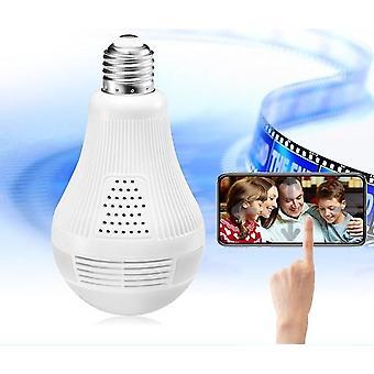 Security Camera Video Bulb