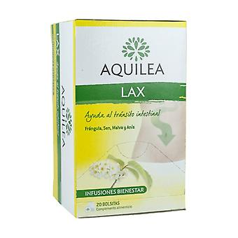 Aquilea Lax Infuusiot 20 pakettia