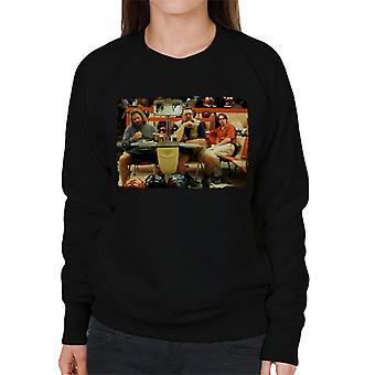 The Big Lebowski The Dude Walter And Theodore Bowling Women's Sweatshirt