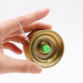 Metalli-yoyo Kuula laakeri string temppu lelu