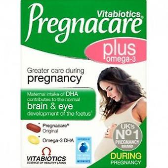 Vitabiotics - Pregnacare Plus 28 cápsula