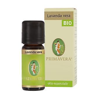 Organic true lavender 10 ml of essential oil