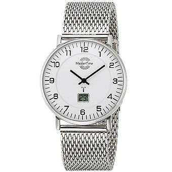 Mens Watch Master Time MTGS-10558-12M, Quartz, 42mm, 5ATM