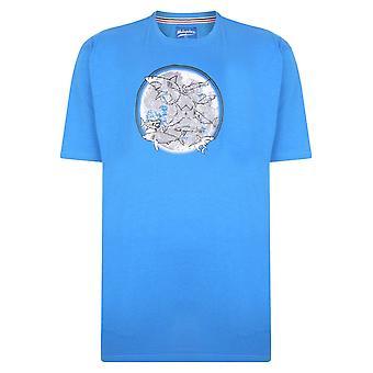 Metaphor Shark Print T-Shirt
