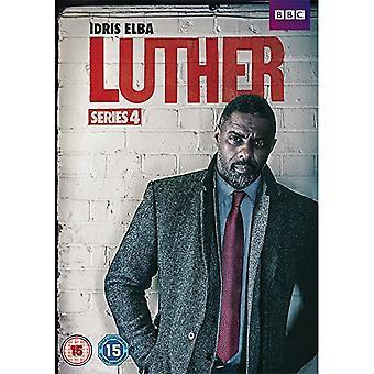 ルター - シリーズ4 DVD