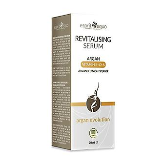 Argan evolution revitalizing serum - revitalizing night face serum 30 ml