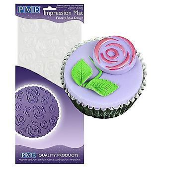 Alfombra de impresión PME - Rosa