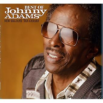 Best Of Johnny Adams - New Orleans Tan Canary [Vinyl] USA import