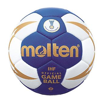 Bal voor handbal gesmolten H2X5001 leatherette (maat 2)
