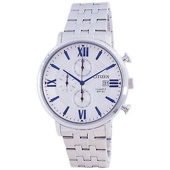 Citizen Quartz Chronograph An3610-71a Men's Watch