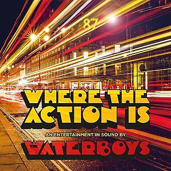 Where The Action Is [CD] USA import