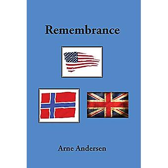 Remembrance by Arne Andersen - 9781733314930 Book