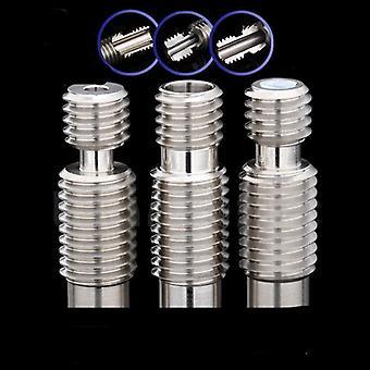 Korkealaatuinen lämpökatko E3d V6 -tulivuorilohkolle 1,75mm filamentti etäruokinta