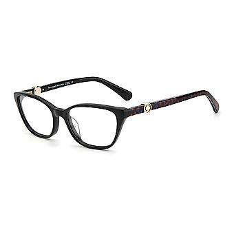 Kate Spade EMMALEE 807 Mustat lasit