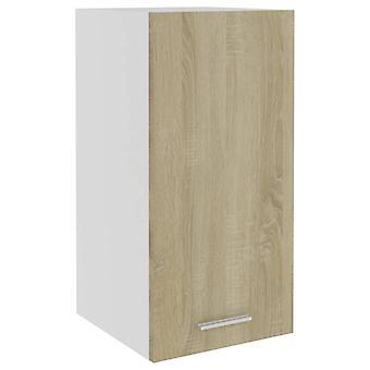 Hängeschrank Sonoma Eiche 29,5x31x60 cm Spanplatte