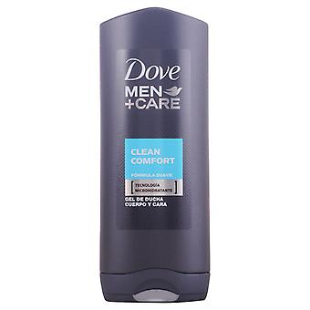 Dove Men+Care Clean Comfort Body Wash 400 ml