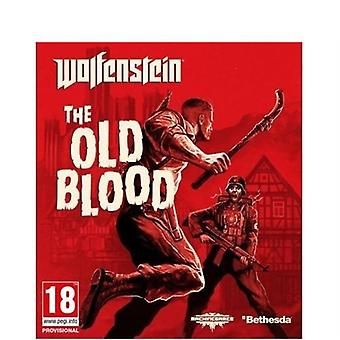 The Old Blood Ps4 Original Playstation 4 Stock Video Game