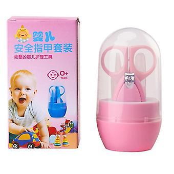 Nyfödda Baby Healthcare Kits Baby Nail Care Set