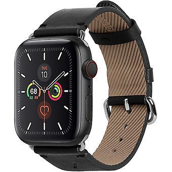 Native Union Klassisches Uhrenarmband fr die Apple Watch 42/44mm – Echtes Italienisches
