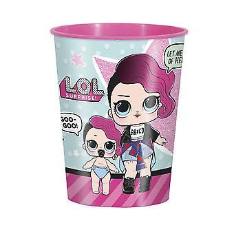Gobelet en plastique LOL Surprise 473 ml