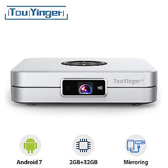 DLP Bluetooth Smart Android projector Wifi FULL HD