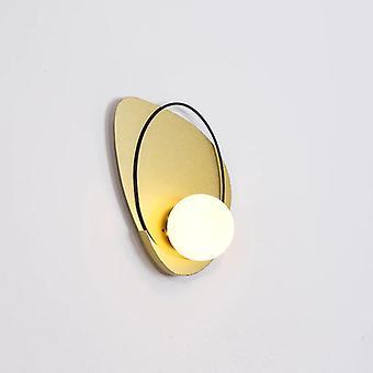 Simplicity Bedroom Decoration Walllamp(Golden)