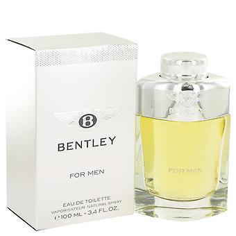 Bentley by Bentley Eau De Toilette Spray 3.4 oz
