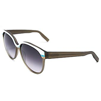 ITALY INDEPENDENT 0049-001-000 Sunglasses, Brown (Marr n), 55.0 Woman