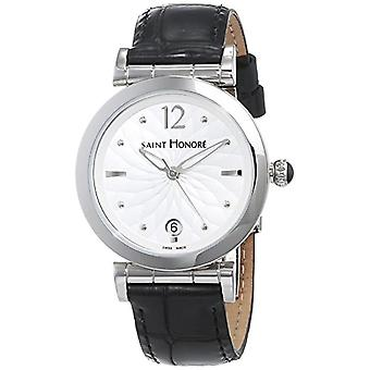Saint Honore Analog Quartz Watch for Women with Leather Strap 7520111AFIN