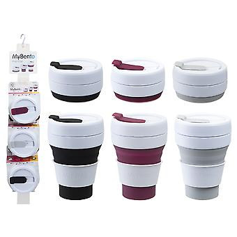 Summit Mybento Pop Cup 355Ml - 1 Unit (Assorted Colours)