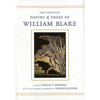 The Complete Poetry and Prose of William Blake par William Blake