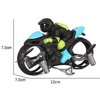 Racing Stunt Kid Toy Race Motorcycle Bike Boy Toys Cars Motorcycle Motorbike Remote Control(Rojo)