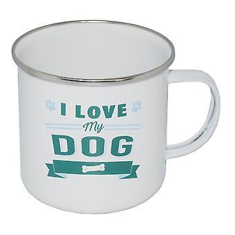 Retro mugg My dog