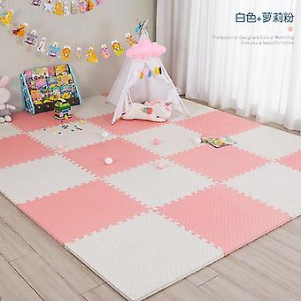 Baby Eva Foam Play Puzzle Mats Interlocking Exercise Tiles Floor Carpet Rug