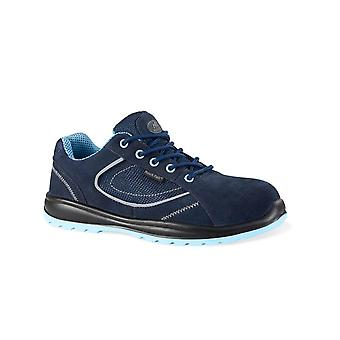 Rockfall pearl navy womens esd safety trainers vx700