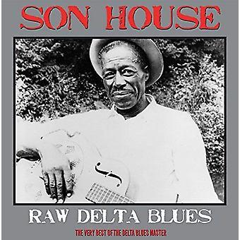 Son House - Raw Delta Blues Bäst av vinyl