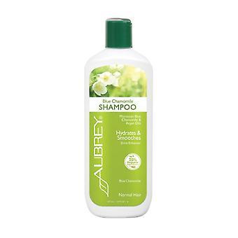 Aubrey Organics Blue Chamomile Shampoo, 16 Oz