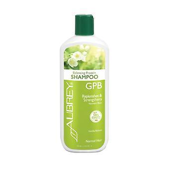 Aubrey Organics GPB Balancing Protein Shampoo, Vanilla Balsam 11 Oz