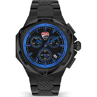 Ducati Wristwatch Men's Extreme Chrono Bracelet MOTORE DTWGI2019007