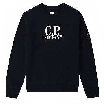 C.p. Company C.P Company Lens Logo Sweater