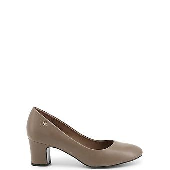 Roccobarocco - Shoes - High Heels - RBSC0VE01NAP-TAUPE - Women - tan - EU 38