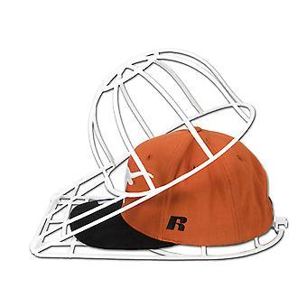 Baseball sapka mosó golyós sapka tisztítása védőkeret ketreces kalapmosó mosógéphez (fehér)